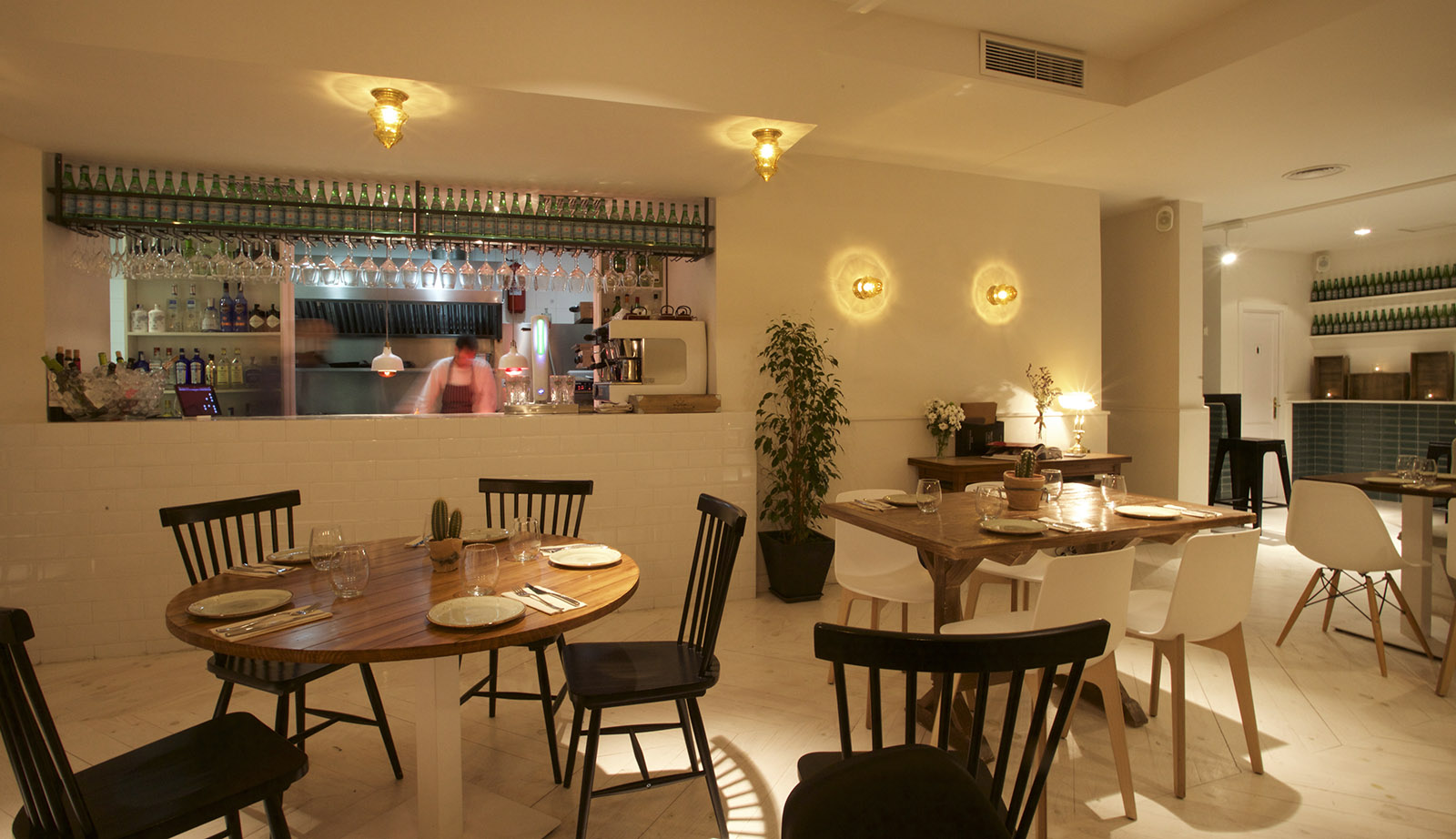 restaurante alcalá de henares