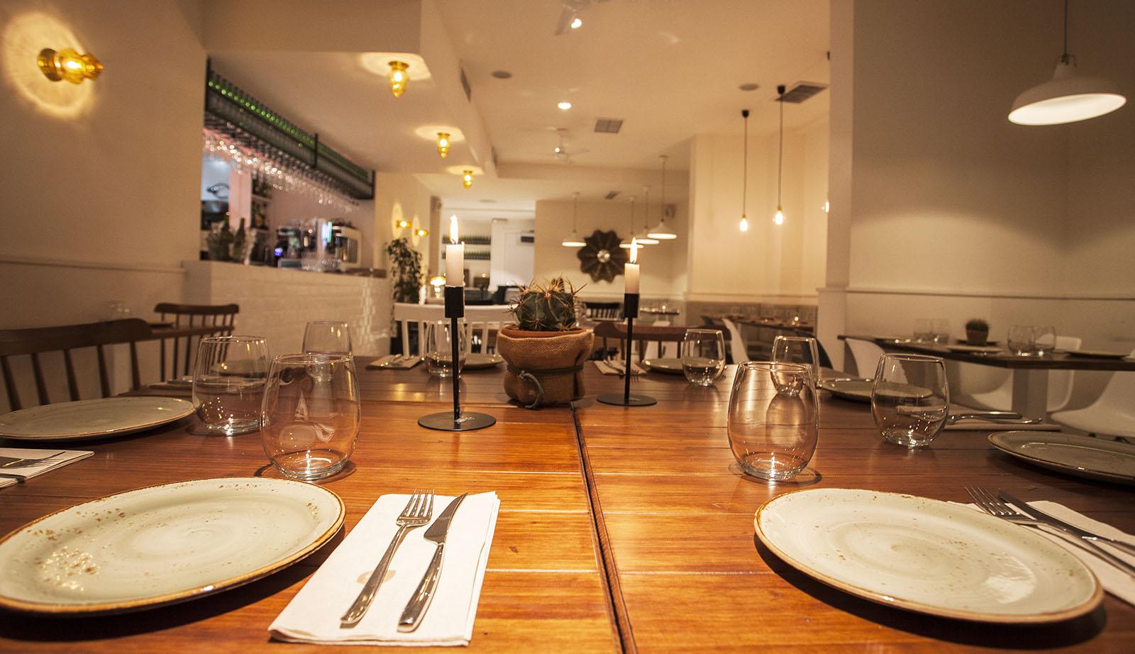 restaurante en alcalá de henares